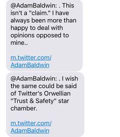Adam Baldwin, Wish, Trust, Sayings, Happy, Lyrics, Ser Feliz, Quotations, Idioms