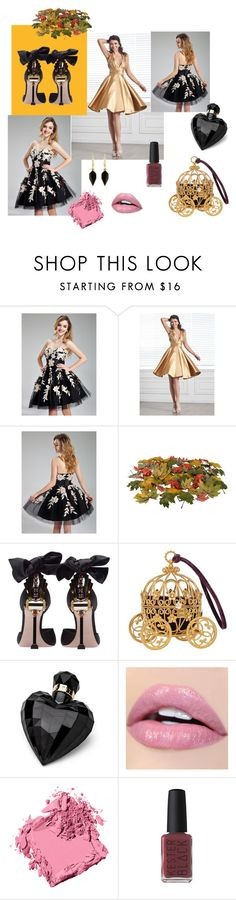 """harrydress..."" by malishevan on Polyvore featuring мода, Miu Miu, Lipsy, Bobbi Brown Cosmetics, Kester Black и Isabel Marant"