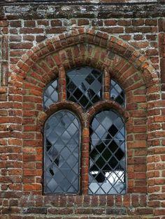 vmburkhardt:  Sissinghurst Window (by Phil @ Delfryn Design)