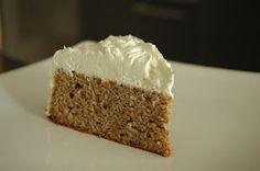LCHF for livsnytere: Glutenfri / Lchf Gulrotkake Krispie Treats, Rice Krispies, Lchf, Vanilla Cake, Desserts, Food, Cakes, Vanilla Sponge Cake, Meal