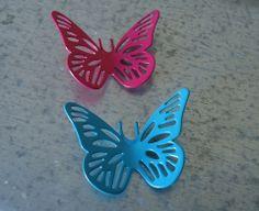 #cute #fridge Butterfly Magnets