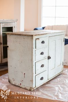 miss mustard seed | cleaning grubby furniture    miss mustard seed shares her favorite tips and tricks for cleaning the grubbiest antique and vintage furniture pieces.