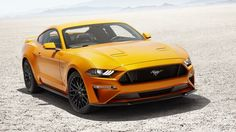 Ford has dropped its 3.7-liter V-6 engine to give way to two engine options; either a 5.0-liter Coyote V-8 or a 2.3-liter...2018 Ford Mustang GT Price...  #2018FordMustangGT #2018MustangGT