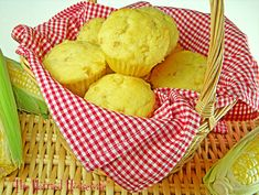 Simple recipes like Easy Whole Kernel Corn Bread Muffins are always welcome.