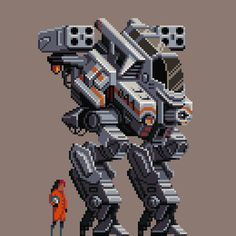 Woops. Another Mech!