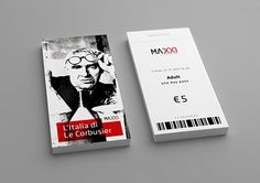 36 examples of unique ticket design Identity Design, Logo Design, Museum Identity, Ticket Card, Lateral Thinking, Ticket Design, Business Events, Invitations, Invite