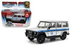 diecastmodelswholesale - Mercedes G Class 4x4 Jurassic World Movie 1/43 Diecast Model Car by Jada , $6.99 (http://www.diecastmodelswholesale.com/mercedes-g-class-4x4-jurassic-world-movie-1-43-diecast-model-car-by-jada/)