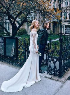Just Get Married: Vogue Sposa March 2016 by Walter Chin