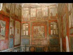 Casa de los Vettii, Pompeya / House of the Vettii, Pompeii - YouTube