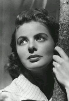 Ingrid Bergman***