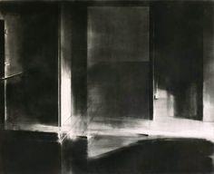 simon adjiashvili image from drawings, charcoal on paper, 2013