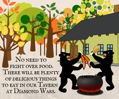 A tavern will be open on site for those who wish to purchase meals or food items.  For information, contact Lady Sula Allrasystir (carenwalloch@yahoo.com).  Saturday night's feed is a barbecue competition with no fee to enter or enjoy.