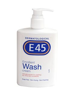 E45 Emollient Wash Cream 250ml E45 Emollient Wash Cream 250ml: Express Chemist offer fast delivery and friendly, reliable service. Buy E45 Emollient Wash Cream 250ml online from Express Chemist today! (Barcode EAN=5000167014716) http://www.MightGet.com/january-2017-11/e45-emollient-wash-cream-250ml.asp