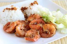 Food Truck Recipes: Garlic Shrimp Recipe: Giovanni's Garlic Shrimp (Oahu's North Shore Shrimp Truck Garlic Shrimp)