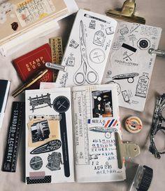 Подборка идей: 25 способов наполнить блокнот | Д.Магазин — обзоры, идеи, советы