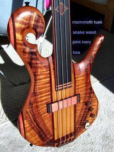 Carl Thompson bass