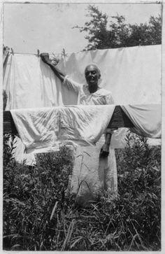 1930s: Portraits of Ex-Slaves Orelia Alexie Franks, Age about 90, Texas