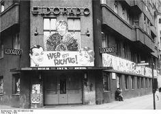 "Berlin, Bar ""Eldorado"" - literary tour of Berlin"