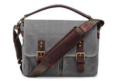 The ONA Prince Street Camera Messenger Bag