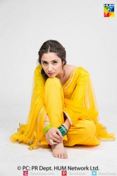 Mahira Khan is back on screen with her new serial 'Sadqay Tumharay'.