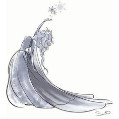 Standing Frozen by dear-chemistry ❤ liked on Polyvore featuring home, home decor, disney, frozen, fillers, backgrounds, sketch and disney home decor