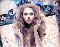 "Check out new work on my @Behance portfolio: ""Hello Spring"" http://be.net/gallery/50714755/Hello-Spring"