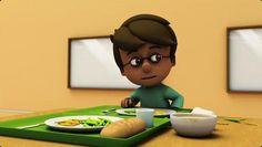 Les Petits Citoyens : épisode 7. Mais pourquoi Gary n'a-t-il pas mis ses lunettes ? À la cantine, il renverse tout sur son passage et c'est à peine s'il reconnait Sarah… Quand cette dernière apprend qu'il a retiré ses lunettes parce que des élèves se moquent de lui, elle lui conseille de les remettre avant que l'école ne se retrouve sans dessus dessous. Ces dessins animés sont destinés aux élèves de primaire et réalisés dans le cadre de la campagne Agir contre le harcèlement à l'École. En...