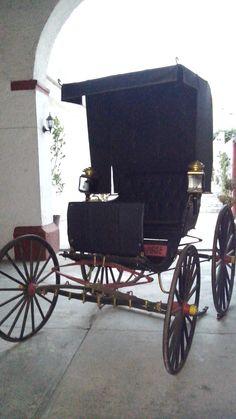 Carreta de transporte del Pulque