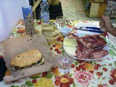 Panino alla Porchetta di Orvieto