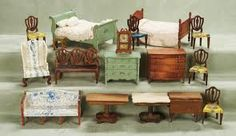 Evans and Cartwright dolls house furniture - Google Search