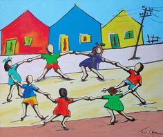 Antropoética - Arte educação: O brinquedo cantado na escola: uma ferramenta no processo de aprendizagem