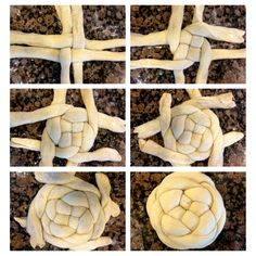 How to braid a round Challah | Jewish Holidays | Rosh Hashana recipes from Tsiporah Blog