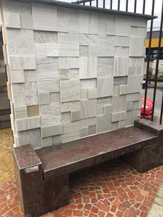 Decorative Wall Tiles, House Front Design, Wall Cladding, Construction Materials, Cafe Design, 3 D, Mosaic, Stone, Tiling