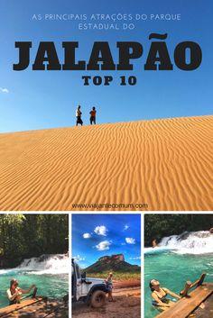 Se você está buscando um destino de ecoturismo de tirar o fôlego, seus problemas acabaram! O lugar, sem dúvida, se chama Jalapão. Um cantinho todo especial localizado no estado do Tocantins! Vem conhecer! #jalapao #tocantins