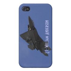 F-22 Raptor iPhone 4 Covers - $45.95 - F-22 Raptor iPhone 4 Covers - by RGebbiePhoto @ zazzle - Military Jets performing exercises, out of Nellis Air Force Base in Las Vegas, Nevada. The F-22 Raptor is the Air Force's newest fighter aircraft.