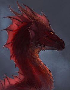 Ôhymásh Bèlosh Khraóga ( Amazing Red Dragon )