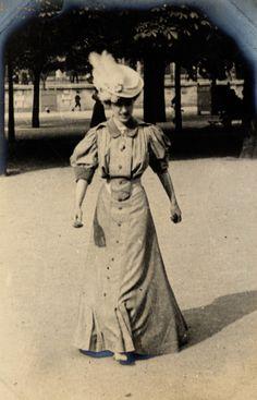 FB08 Paris Helene Dubois 4 Jun 1906