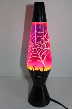 Halloween Lava Lamp