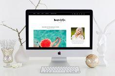 feminine-blogger-tem