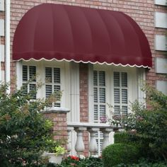Awntech Beauty-Mark Chicago 8 ft. Window/Door Awning