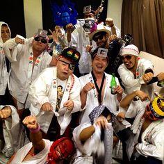 ガッツ☆ 2014.6.25(WED)@南堀江SOCORE FACTRY