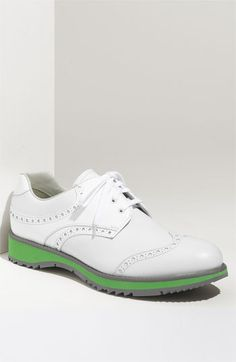 Prada lace-up oxfords: http://bit.ly/FOhk16