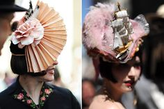 Highlights From New York's Easter Bonnet Parade - WSJ