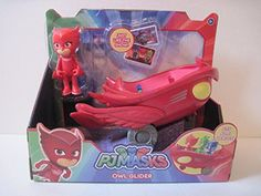 The Disney junior preschool series PJ masks follows the thrilling night time adventures of 3 young 6-year-old friends Connor Amaya and Greg who put on their pajamas transform into their dynamic Su...