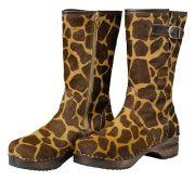 HA Clog Boots