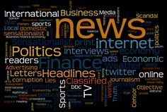 The EFL SMARTblog: What is news?