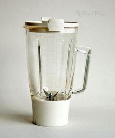 Vintage-Retro-1960s-70s-KENWOOD-Chef-Liquidiser-Blender-Attachment-FREE-UK-P-P