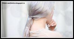 Hair trend: Hair cuffs and metallic hair accessories - Hair Romance My Little Pony Hair, Hair Cuffs, Clear Hair, Runway Hair, Hair Color Purple, Purple Grey, Lilac Hair, Pastel Purple, Gray Hair