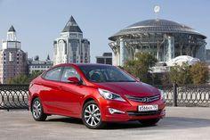 Дебют нового Hyundai Solaris в России намечен на 2017 год