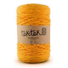 TEK-TEK® BARBANTE | Mustard Yarn    #tektekyarn #barbante #tek-tek #yarn www.tektek.pt